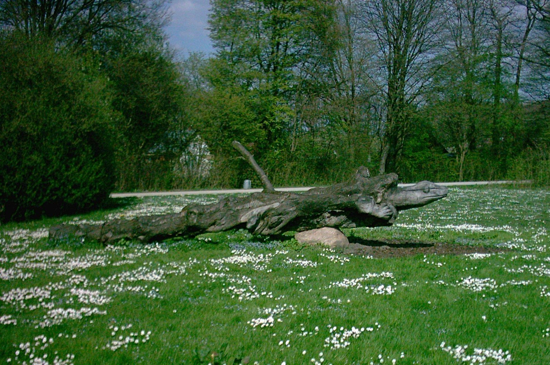 2007 Eidechse, Maulwurf & Fuchs Hermann-Löns-Park