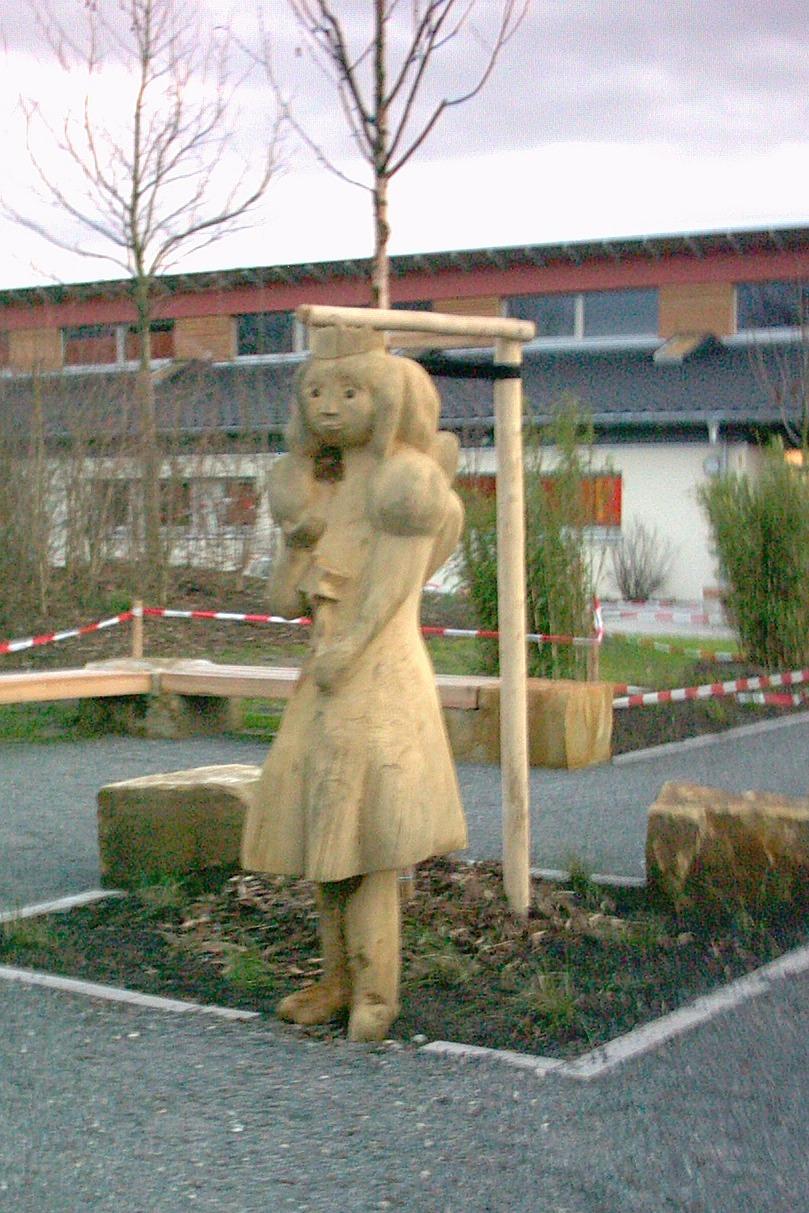 2009 Robbe, Schweinswal, Prinzessin - Kindergarten Nord- West,  Im Heineckenfeld  Burgdorf