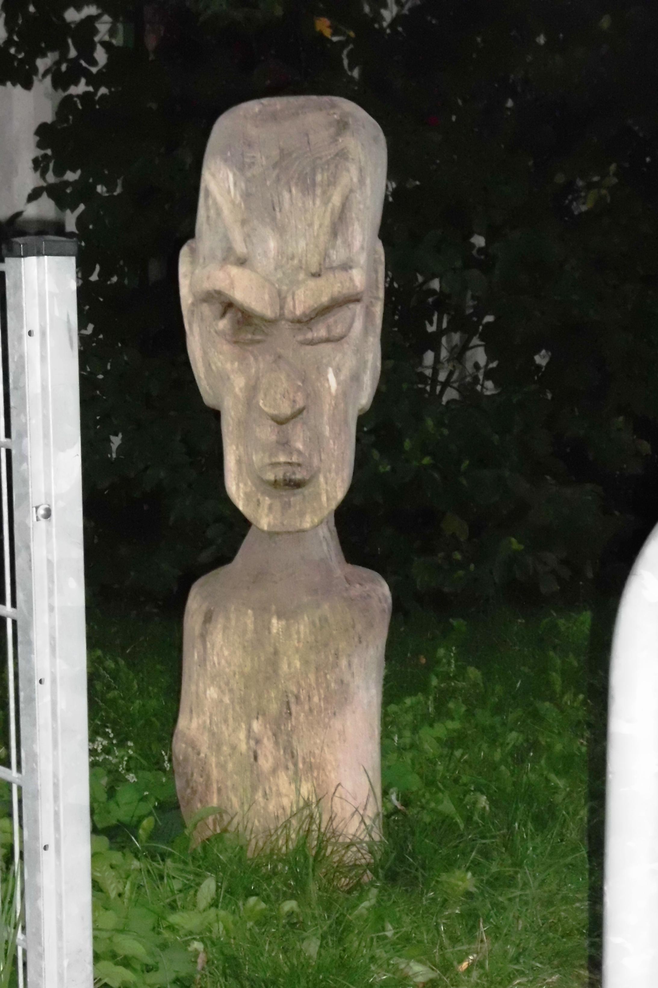 2005 Drachenkopf und Monster - Spielpark Holzwiesen