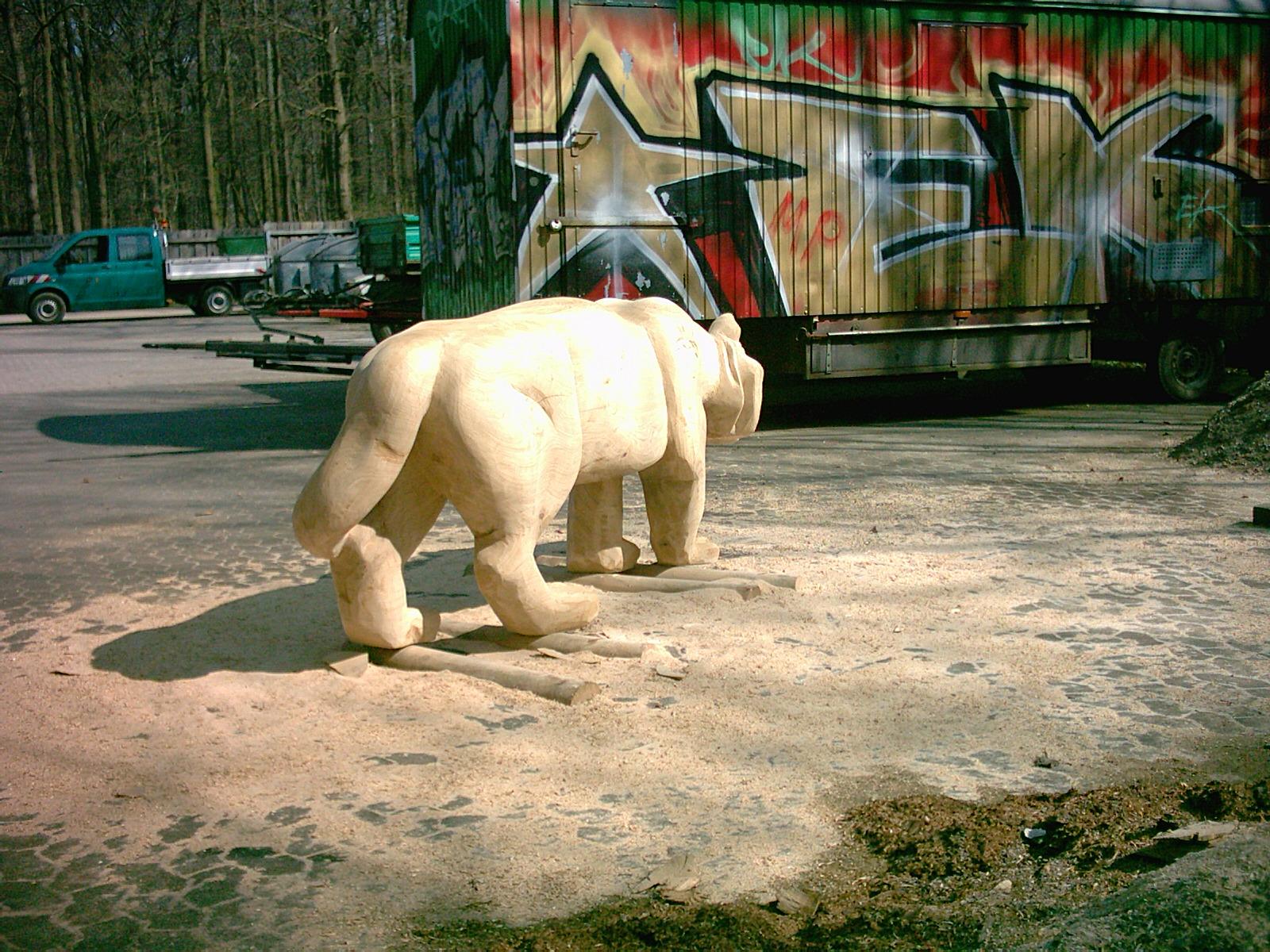 2009 Tiger, Gorillas, Schlange - Bothfelder Anger