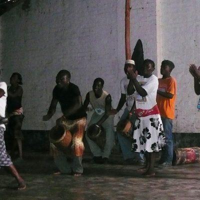 Malawi 2011 Cultural troup