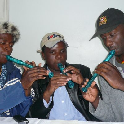 Malawi 2011 Flöten Ws