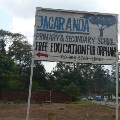 Malawi 2011 Jac school