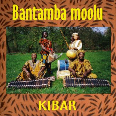 Bantamba CD Cover